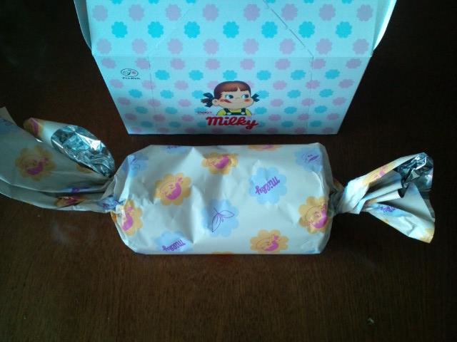 ミルキークリームローラのパッケージ