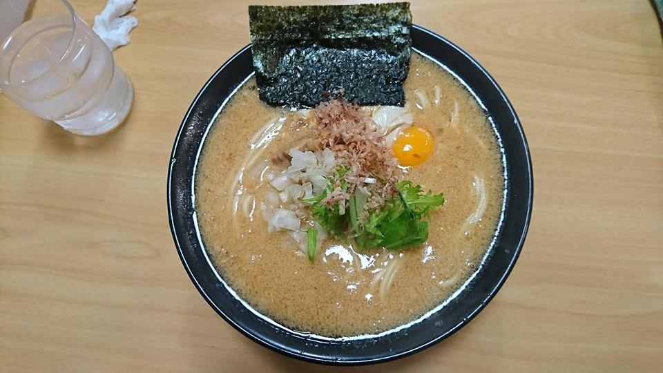 ○平 鶏担々麺