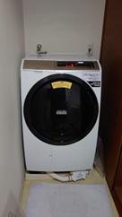 日立ビッグドラム洗濯機