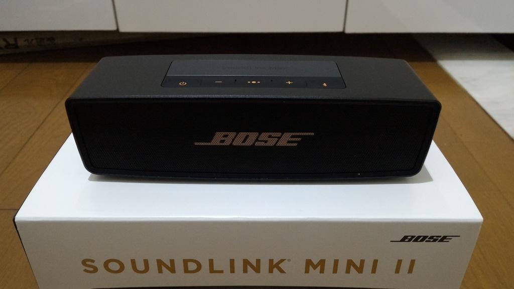 BOSE SoundLink Mini II 限定モデル